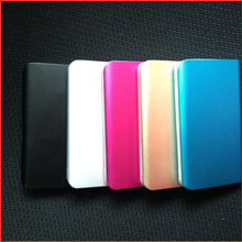 Latest products in market power bank 4000mah, mobile phone charger