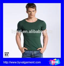 Wholesale custom t-shirts 100% cotton men's t shirts design your own t shirt