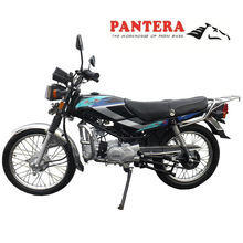PT125-B 100cc Mozambique Spoke Wheel Cheap Street Motorcycle in China