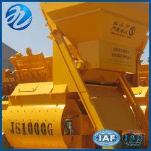 China Professional JS1000 concrete mixer manufacturers