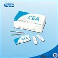 Di alta qualità oltre il 99% precisione CEA striscia test rapido