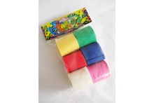 Crepe Paper Party Streamer