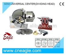 SEMI-UNIVERSAL CENTER(DIVIDING HEAD)
