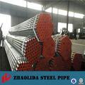 Inoxidable bs1387 pre- tubo galvanizado de comercio mejor