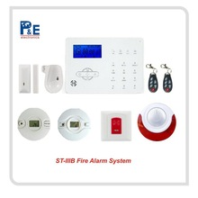 Excellent Supplier for Anti-Theft Voice quad band 850/900/1800/1900Mhz 99 wireless zones GSM Home Alarm