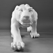 Decoration dog model