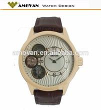 rose gold skeleton automatic mechanical watch original designer watches alibaba china automatic watch