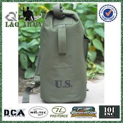 Military Autumn Vintage Military Bucket Bag