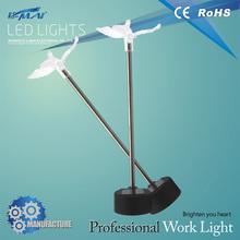 Solar Led Work Light Colorful Solar Light Waterproof Solar Light