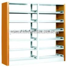 steel libreria double face