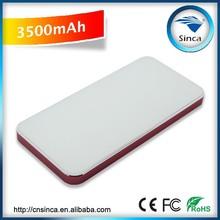 new products portable 2600mah usb power bank mini solar charger, USB lipstick power bank 2200mAh