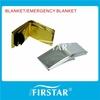 Professional foil emergency warming blanket