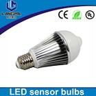 Langma auto night lamp PIR infrared detector Motion Sensor-detector Activated built-in sensing device 6w led motion sensor