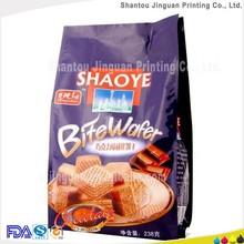 Plastic cookies packaging bags/packaging supplies for cookies/cookies packaging