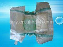 el pañal desechable de tipo suave y transpirable de absorción para bebés mimados de pañales para bebés