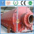 China fabricante directamente la venta de la máquina, De reciclaje de camiones neumáticos de aceite para pirólisis de llantas de desecho de la máquina
