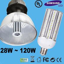 E40 led corn light for factory use portable led industrial light