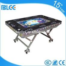 Advanced Technology Casino Indoor Amusement Fish Hunter Arcade Games