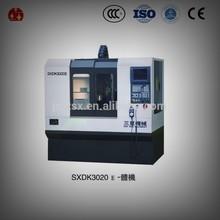 High efficiency metal cut cnc engraving metal machine for sale