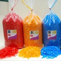 Colorized tpu elastic band used for garment