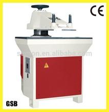 Hydraulic swing arm cutting machine/shoe/glove/cap/gasket/handbag material cutting machine