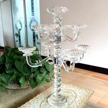 Cheap Crystal Candelabra For Wedding Table Centerpieces