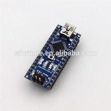 Integrated Circuits Atmel ATmega328 Board with Mini USB Cable Compatible For Arduino Nano V3.0 Wholesale