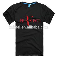 Fashion Cheap Custom Logo TShirt Men Print