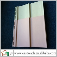 High temperature resistance straight smooth outer wall sheets