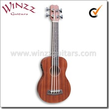 Sapele Plywood Body China Ukulele Bass (AUB-10)