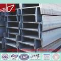 venta caliente de hierro haz i SS400 laminada en caliente / tamaño de la viga / viga de acero i