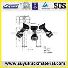 t bolt for railroad construction