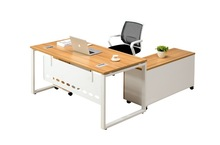 Executive office desk with modern design for manager