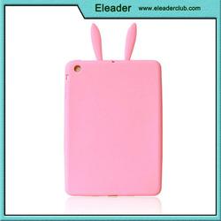 OEM soft rabbit case for ipad mini