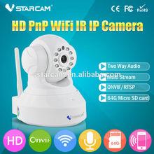 VStarcam lower cost C7837WIP wireless ip webcam ios android phone Pan Tilt P2P ip camera Onvif camera