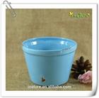Garden ceramic flower pot & planter
