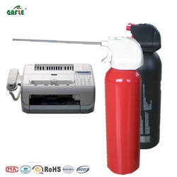 Gafle eco-friendly compressed air duster for electronic products