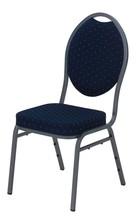 Hotsale hotel stackable banquet chair wedding chair aluminium banquet chair