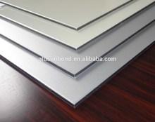 pvdf exterior/internal aluminium composite panel(ACP)