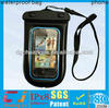 Newest high quality string waterproof bag for iphone 5