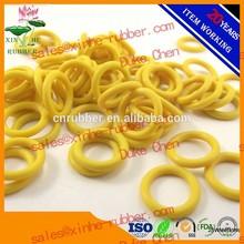 Silicone rubber o ring