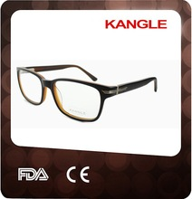 Latest design round transparent spectacle frame