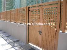 WPC Outdoor Garden Fence