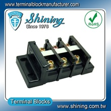 TB-400 Barrier M10 Screw 400A Spring Cage Terminal Block Connector