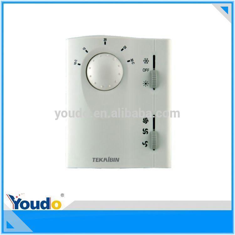 Unique Design Fan Coil Unit Modbus Room Thermostat
