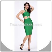 Sexy frocks new fashion emerald green evening dress