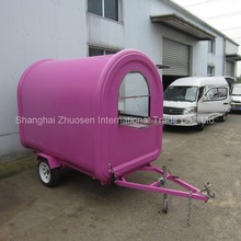 2015 Modern Snack & Hot Dog & Food Delivery Cart ZS-FT250 B