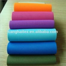 polyester fabric neoprene rubber/neoprene coated fabric
