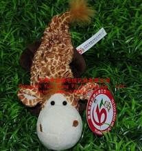 ICTI audits OEM factory animal shaped pencil case plush animal pencil case