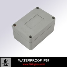 high quality & beautiful IP67 die casting aluminum junction box for electrical industry